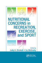 Nutritional Concerns in Recreation, Exercise, and Sport - 1st Edition book cover