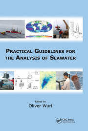 Practical Guidelines for the Analysis of Seawater - 1st Edition book cover