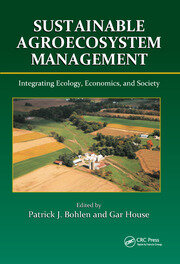 Sustainable Agroecosystem Management - 1st Edition book cover