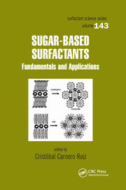 Sugar-Based Surfactants - 1st Edition book cover