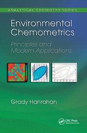 Environmental Chemometrics - 1st Edition book cover