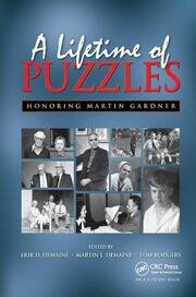 A Lifetime of Puzzles - 1st Edition book cover