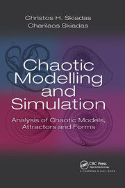 Chaotic Modelling and Simulation - 1st Edition book cover