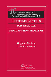 Difference Methods for Singular Perturbation Problems - 1st Edition book cover