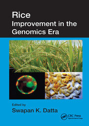 Rice Improvement in the Genomics Era - 1st Edition book cover