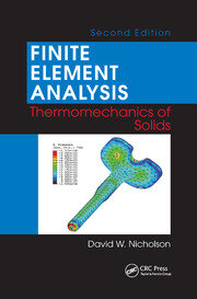 Finite Element Analysis - 2nd Edition book cover