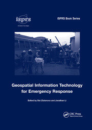 Geospatial Information Technology for Emergency Response - 1st Edition book cover
