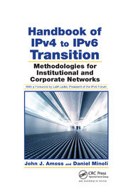Handbook of IPv4 to IPv6 Transition - 1st Edition book cover