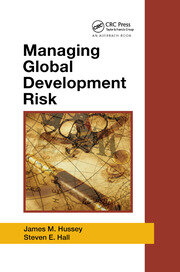 Managing Global Development Risk - 1st Edition book cover