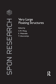 Very Large Floating Structures - 1st Edition book cover