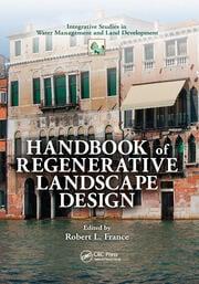 Handbook of Regenerative Landscape Design - 1st Edition book cover
