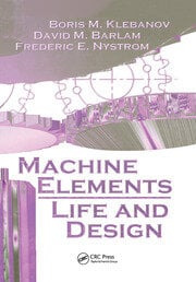 Machine Elements - 1st Edition book cover