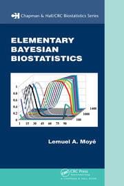 Elementary Bayesian Biostatistics - 1st Edition book cover