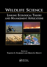 Wildlife Science - 1st Edition book cover