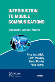 Introduction to Mobile Communications - 1st Edition book cover