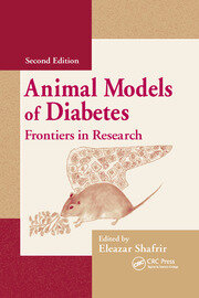 Animal Models of Diabetes - 2nd Edition book cover