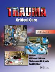 Trauma - 1st Edition book cover