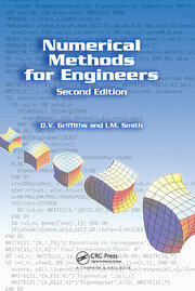 Numerical Methods for Engineers - 2nd Edition book cover