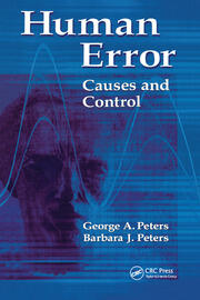 Human Error - 1st Edition book cover