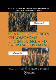 Genetic Resources, Chromosome Engineering, and Crop Improvement - 1st Edition book cover
