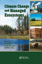 Climate Change and Managed Ecosystems - 1st Edition book cover