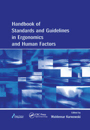 Handbook of Standards and Guidelines in Ergonomics and Human Factors - 1st Edition book cover