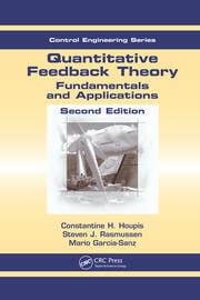 Quantitative Feedback Theory - 2nd Edition book cover