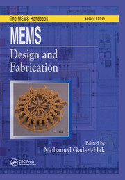 MEMS - 1st Edition book cover