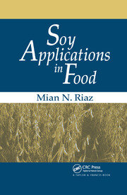 Soy Applications in Food - 1st Edition book cover