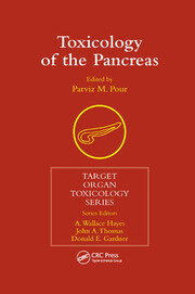 Toxicology of the Pancreas - 1st Edition book cover