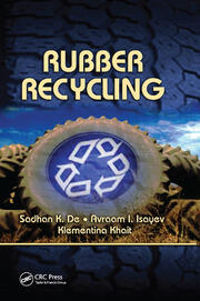 Rubber Recycling - 1st Edition book cover