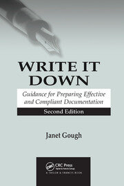 Write It Down - 2nd Edition book cover