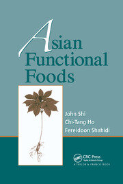 Asian Functional Foods - 1st Edition book cover