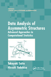 Data Analysis of Asymmetric Structures - 1st Edition book cover