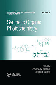 Synthetic Organic Photochemistry - 1st Edition book cover