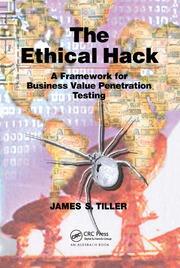 The Ethical Hack - 1st Edition book cover