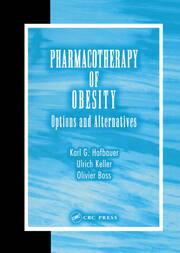 Pharmacotherapy of Obesity - 1st Edition book cover