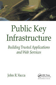 Public Key Infrastructure - 1st Edition book cover