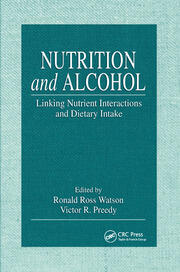 Nutrition and Alcohol - 1st Edition book cover