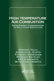 High Temperature Air Combustion - 1st Edition book cover
