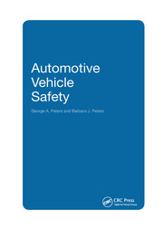 Automotive Vehicle Safety - 1st Edition book cover