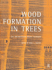 Wood Formation in Trees - 1st Edition book cover