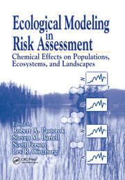 Ecological Modeling in Risk Assessment - 1st Edition book cover