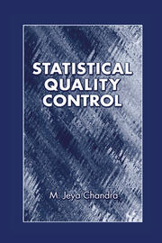 Statistical Quality Control - 1st Edition book cover