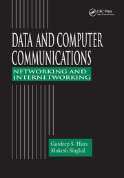 Data and Computer Communications - 1st Edition book cover