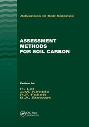 Assessment Methods for Soil Carbon - 1st Edition book cover