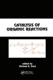Catalysis of Organic Reactions - 1st Edition book cover