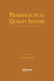 Pharmaceutical Quality Systems - 1st Edition book cover