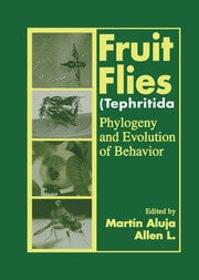 Fruit Flies (Tephritidae) - 1st Edition book cover
