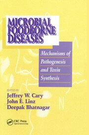 Microbial Foodborne Diseases - 1st Edition book cover